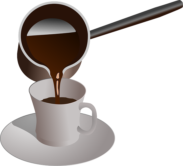 Coffee Cup Serving · Free vector graphic on Pixabay