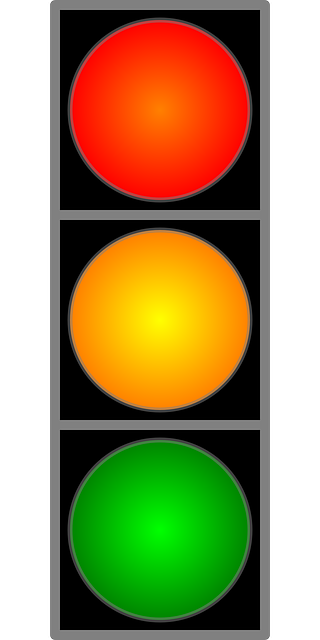 Traffic Light Red Yellow 183 Free Vector Graphic On Pixabay