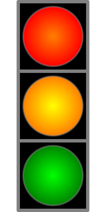 Free Vector Graphic Traffic Light Red Yellow Green