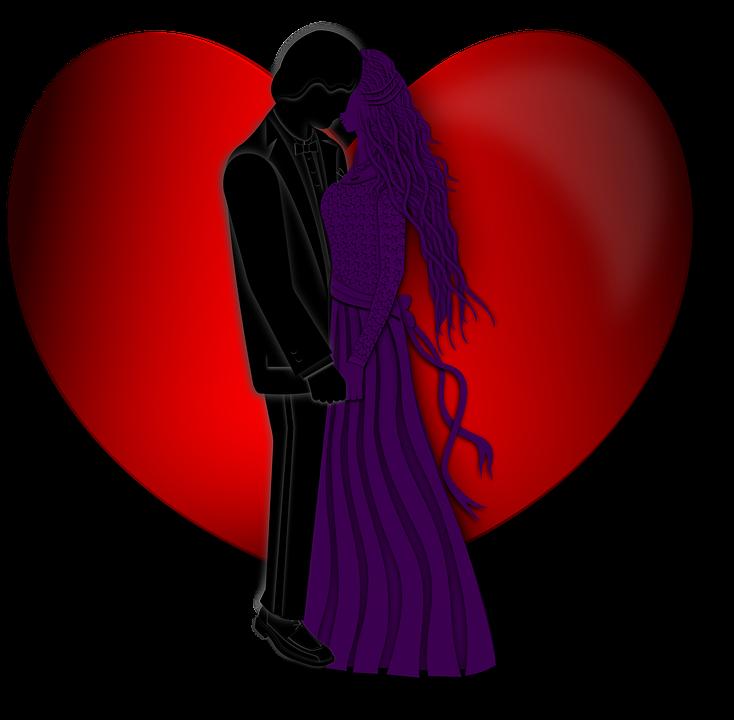 Girl Boy Girlfriend Free Vector Graphic On Pixabay