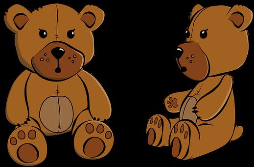 Teddy Bear Obrazky Pixabay Stahuj Obrazky Zdarma