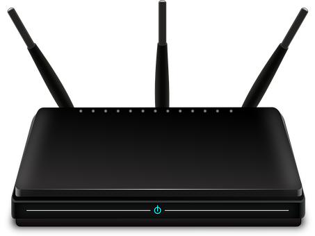 Router, Wireless, Network, Connection
