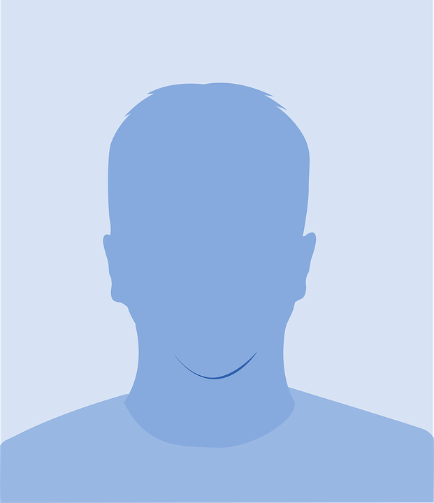 man head face free vector graphic on pixabay