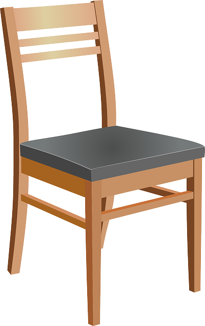 Free Vector Graphic Chair Furniture Wood Wooden Free Image On Pixabay 157788