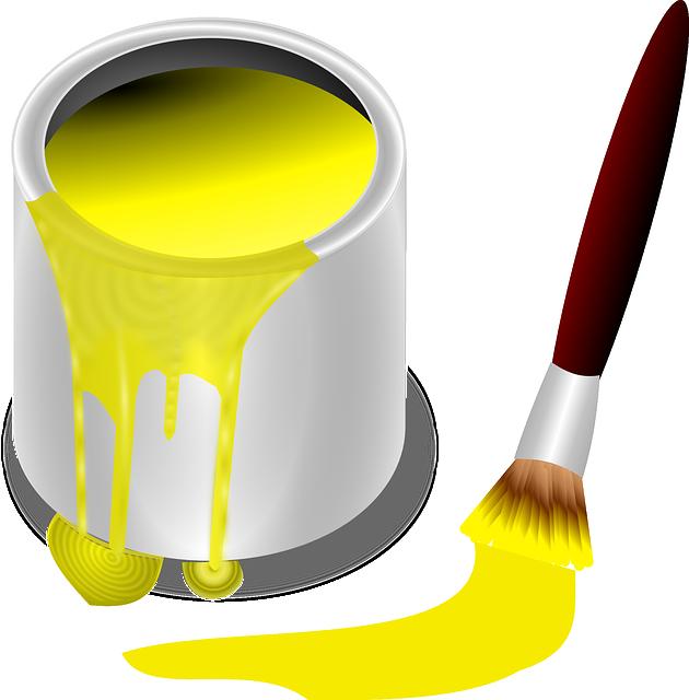 Free Vector Graphic: Paint Pot, Pot, Color, Bucket