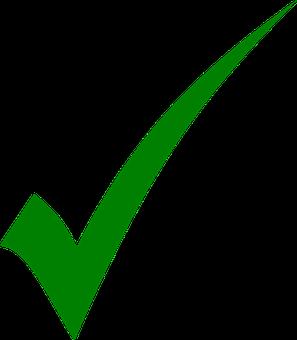 Check Correct Green Mark Tick Correct