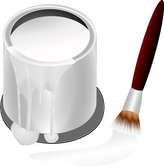 free vector graphic paint pot pot color bucket free image on pixabay 157814. Black Bedroom Furniture Sets. Home Design Ideas