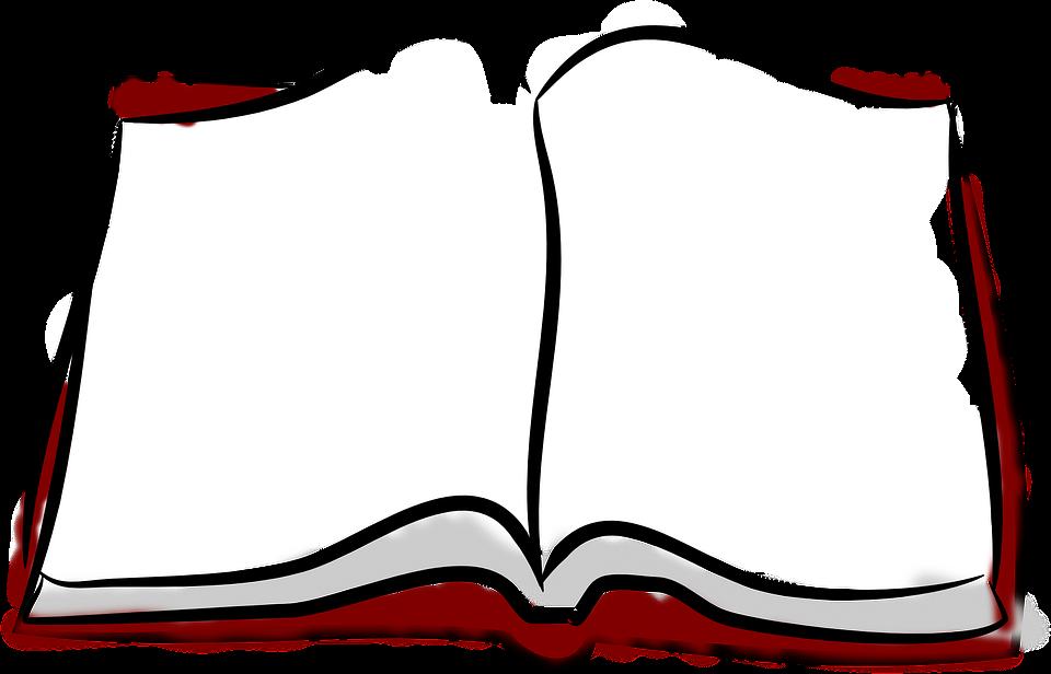 Buku Rancangan Terbuka Gambar Vektor Gratis Di Pixabay