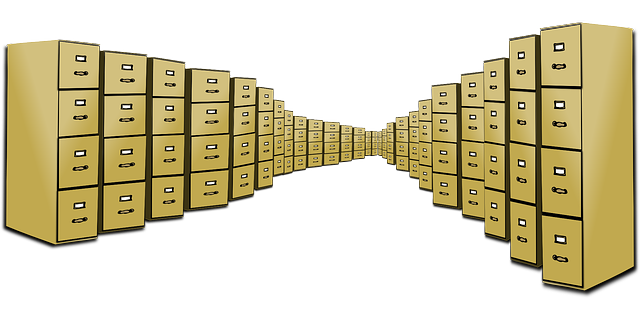 Cabinet Data Drawers 183 Free Vector Graphic On Pixabay