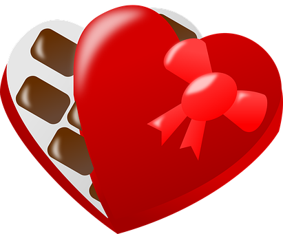 Pralines, Heart, Love, Box, Sweet,124 Free images of Chocolate Day Related Images: Chocolate Love Heart  Valentine's Day  Candy  Hot Chocolate  Romantic  Romance  Valentine  Sweet