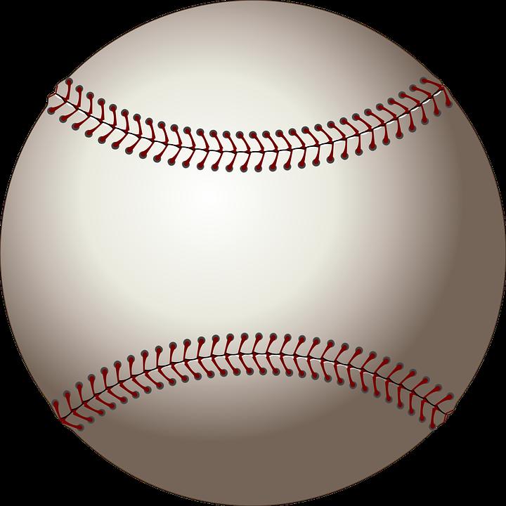 4d5f15c2f Beisebol Bola Esportes - Gráfico vetorial grátis no Pixabay