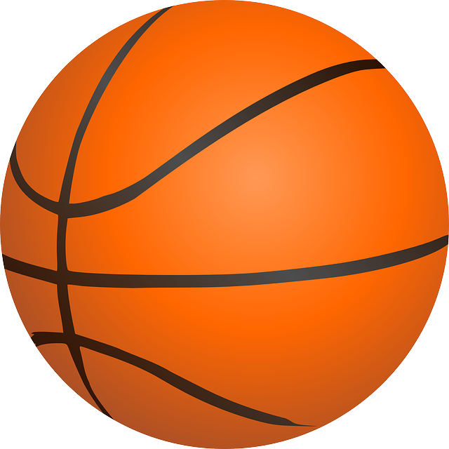 Basketball Ball Sports Free vector