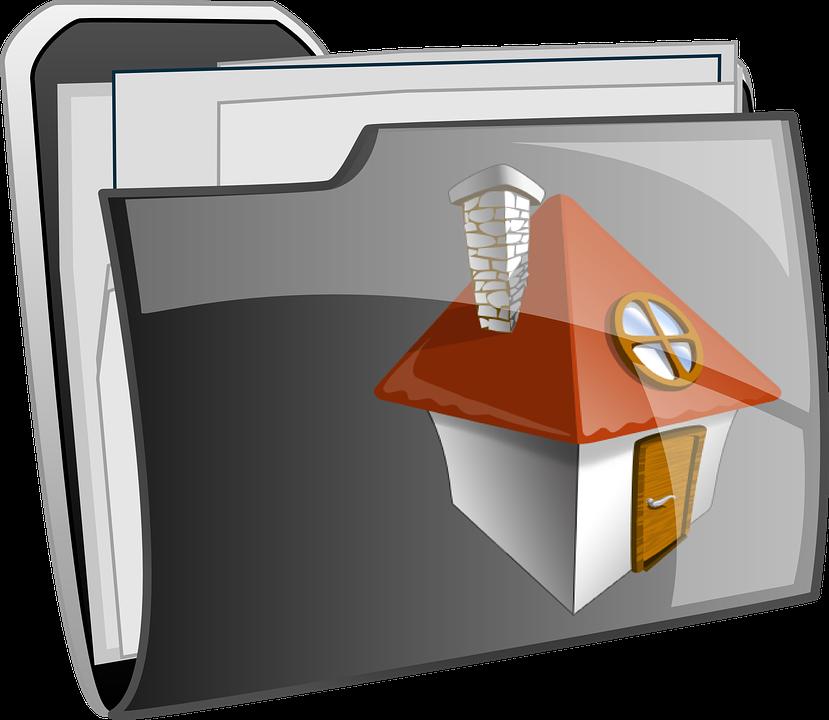 Image Vectorielle Gratuite Fichier Dossier Gris Image