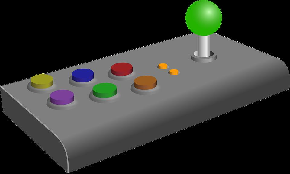Joystick Spiele Computer · Kostenlose Vektorgrafik auf Pixabay
