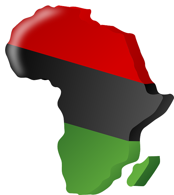 Free vector graphic: Pan-African Flag, Africa, Continent - Free ...