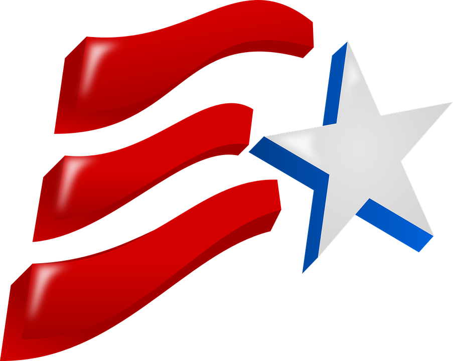 star flag red free vector graphic on pixabay rh pixabay com stars and stripes clipart border stars and stripes banner clipart