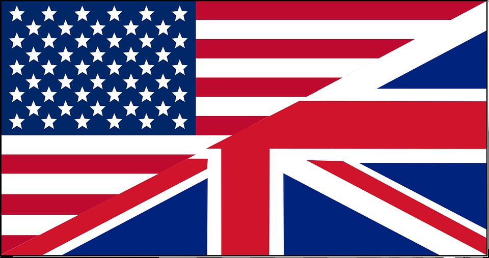 Netzwerkobjekttyp, Flagge, Mischung, Amerika