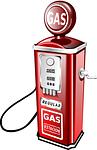 gas, gasoline, petrol pump