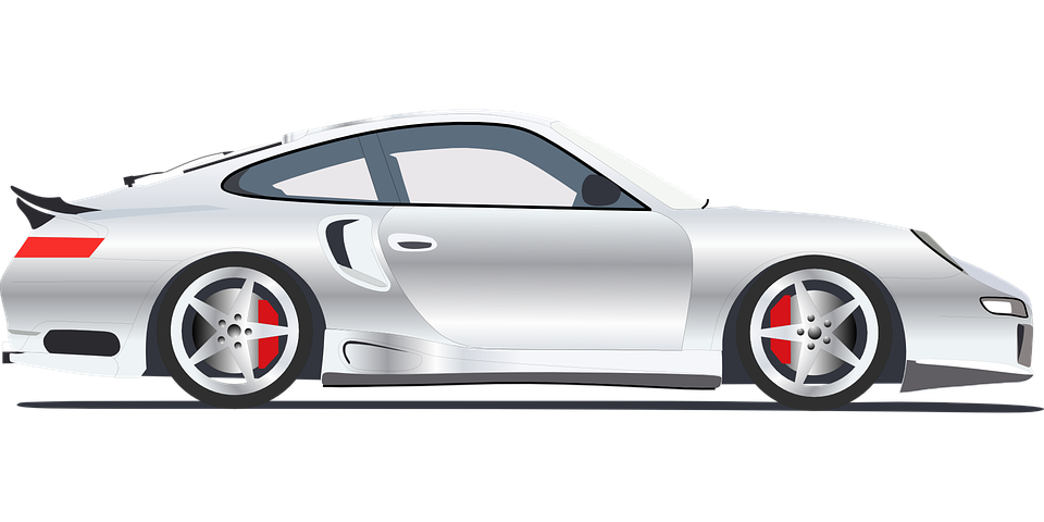 Free Vector Graphic Porsche Automobile Car Free Image On