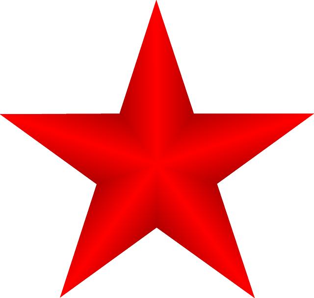 kostenlose vektorgrafik stern rot weihnachten dekoration kostenloses bild auf pixabay 158137. Black Bedroom Furniture Sets. Home Design Ideas