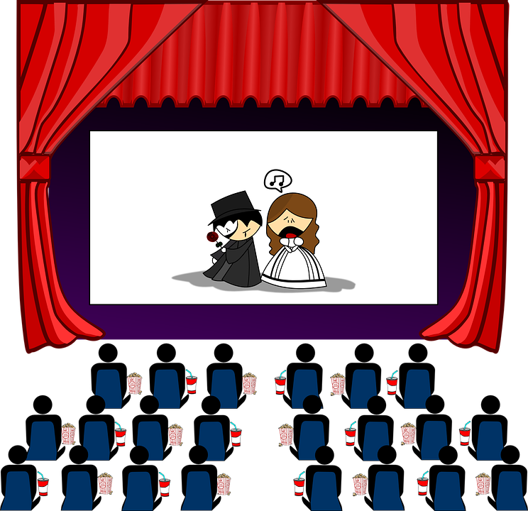 Theater Play Drama Free Vector Graphic On Pixabay
