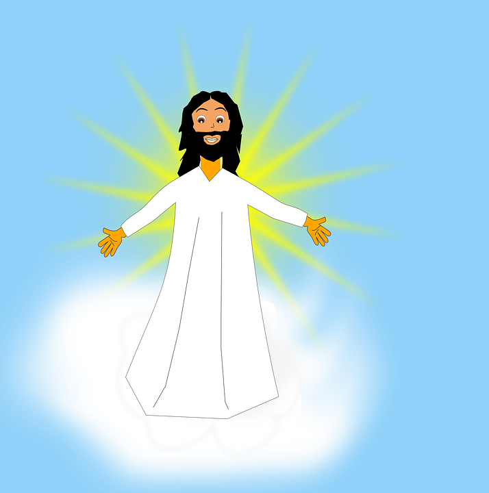 Jesus Christ Religion 183 Free Vector Graphic On Pixabay