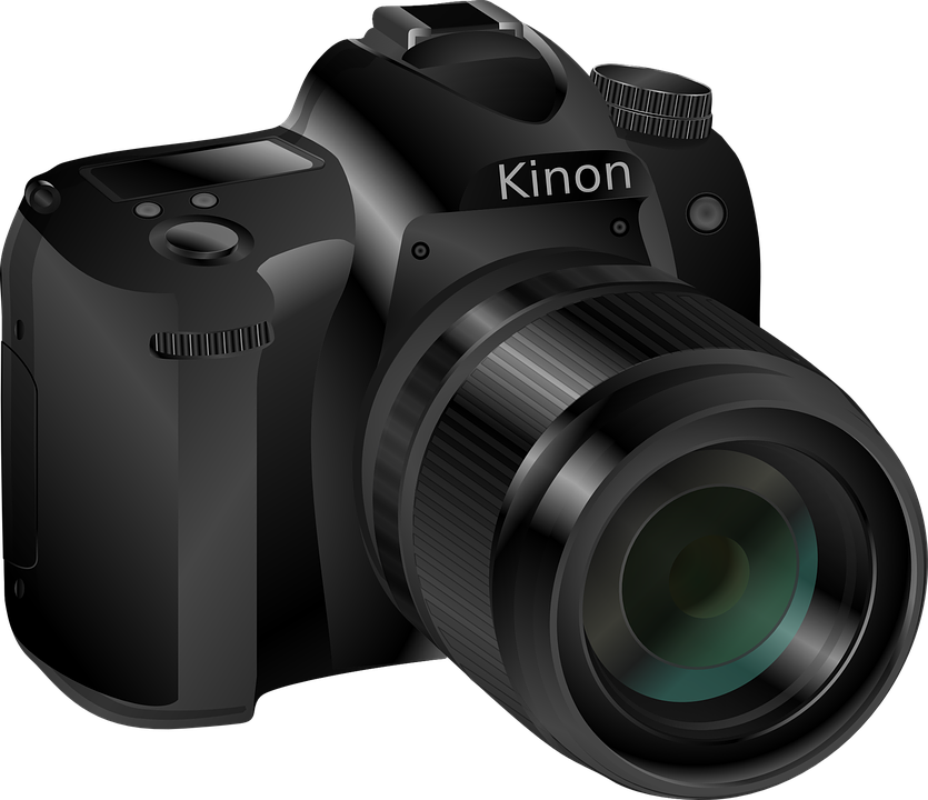 free vector graphic camera photography lens free