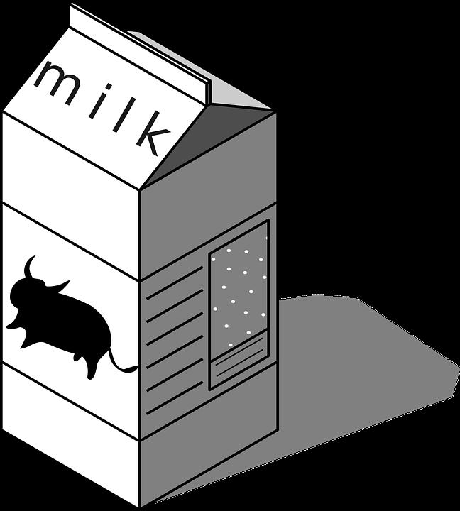 Kotak Susu Gambar Vektor Gratis Di Pixabay