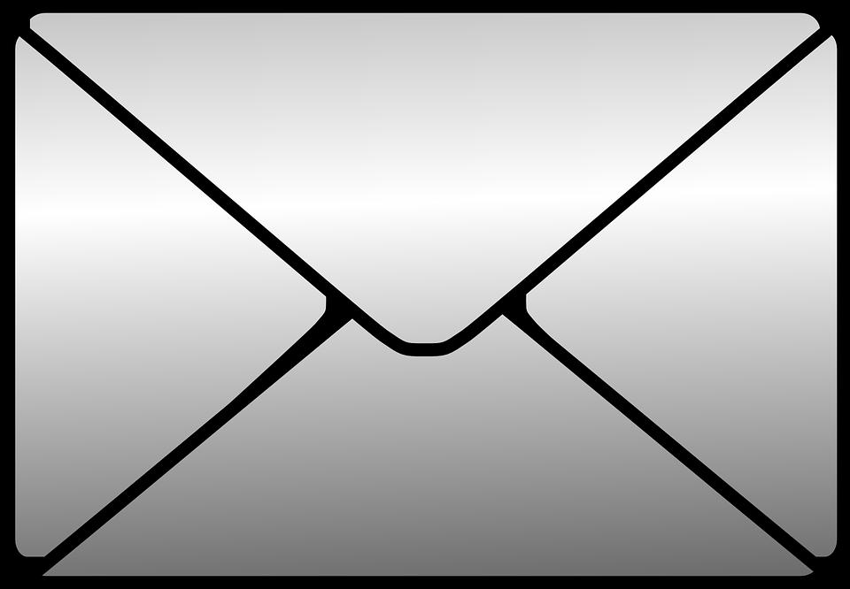 Gratis vectorafbeelding: Envelop, Verzendkosten, Brief ...