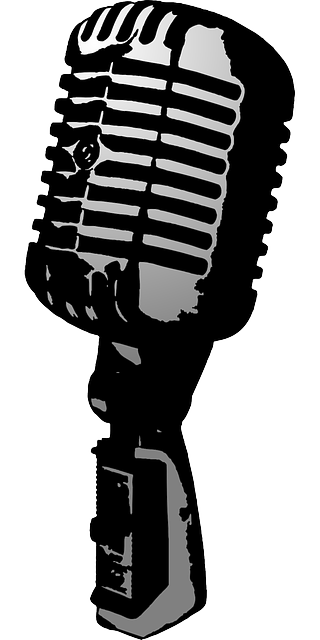 Free Vector Graphic Mic Microphone Audio Sound Free