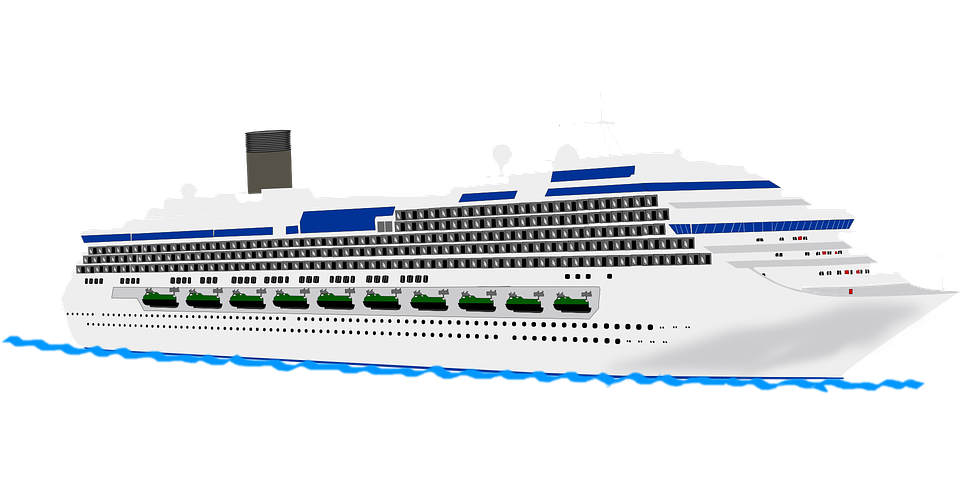 Image result for cruise ship clip art