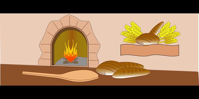 Baker Ofen Feuer 183 Kostenlose Vektorgrafik Auf Pixabay
