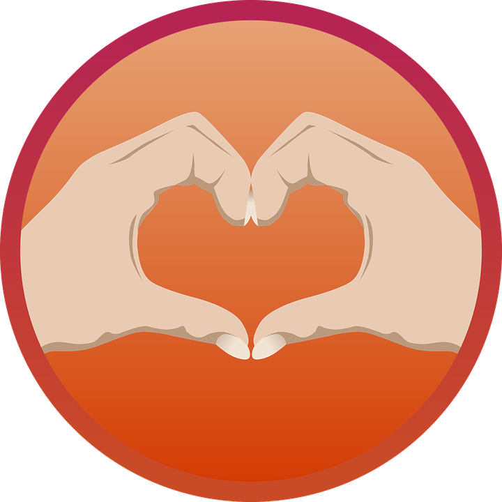 Logo Persahabatan Vektor