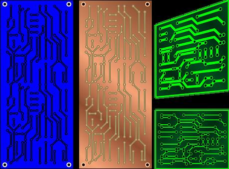 Circuit Boards Electronic Printed Cir