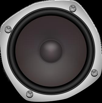 Loudspeaker, Speaker, Audio, Sound