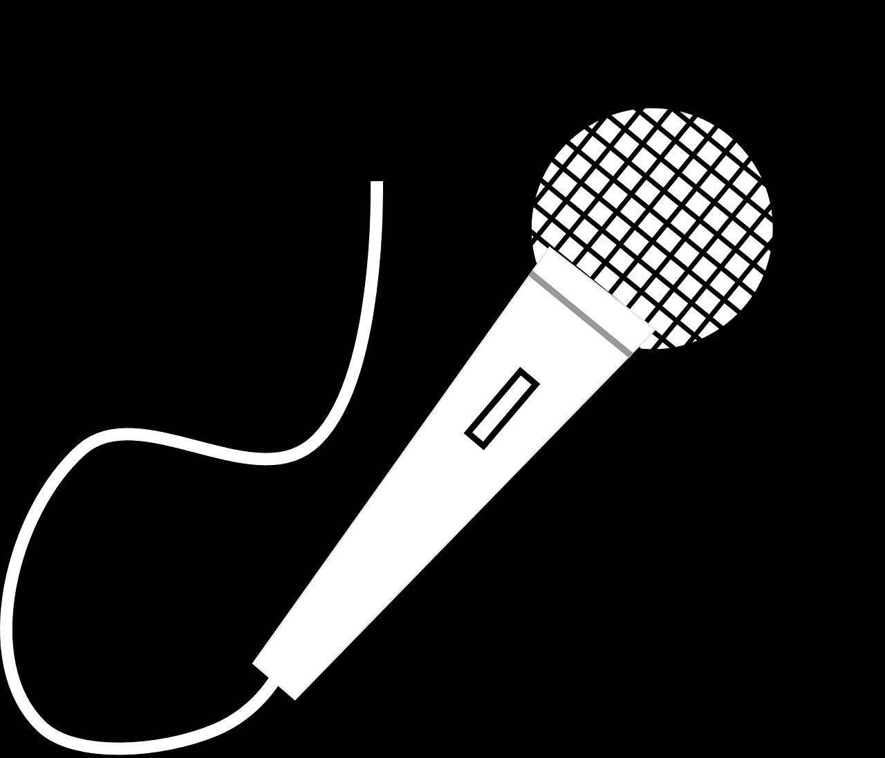 метро картинка контур микрофона знать