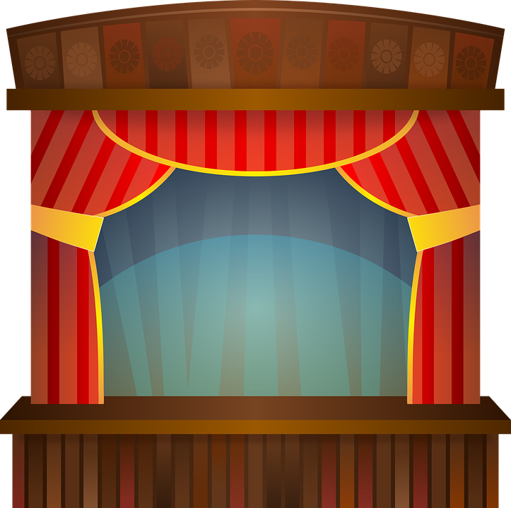 Stage, Theater, Show, Entertainment