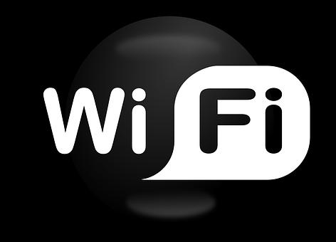 Wifi, アクセス, インターネット, ロゴ, ネットワーク, ポイント
