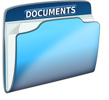 Filing system Documents, Folder, Office, Text, File