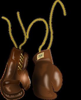 ボクシング, 機器, 手袋, スポーツ, 戦い