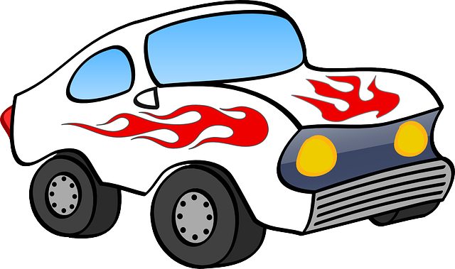 Car Funny Vehicle Free Vector Graphic On Pixabay