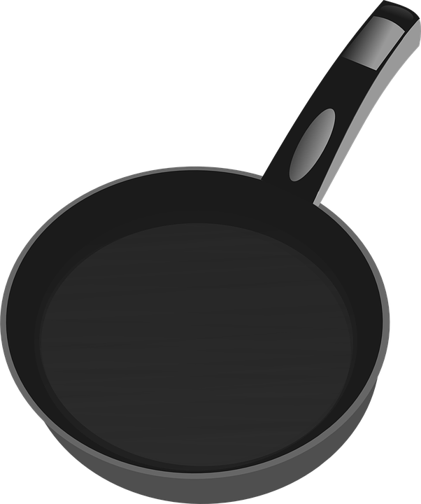 Free vector graphic: Frying, Pan, Tool, Kitchen, Cooking ...