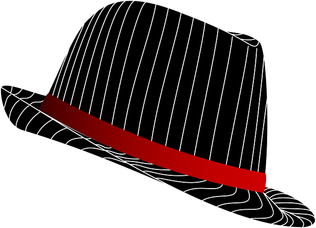 Hat Clothing Fedora 183 Free Vector Graphic On Pixabay