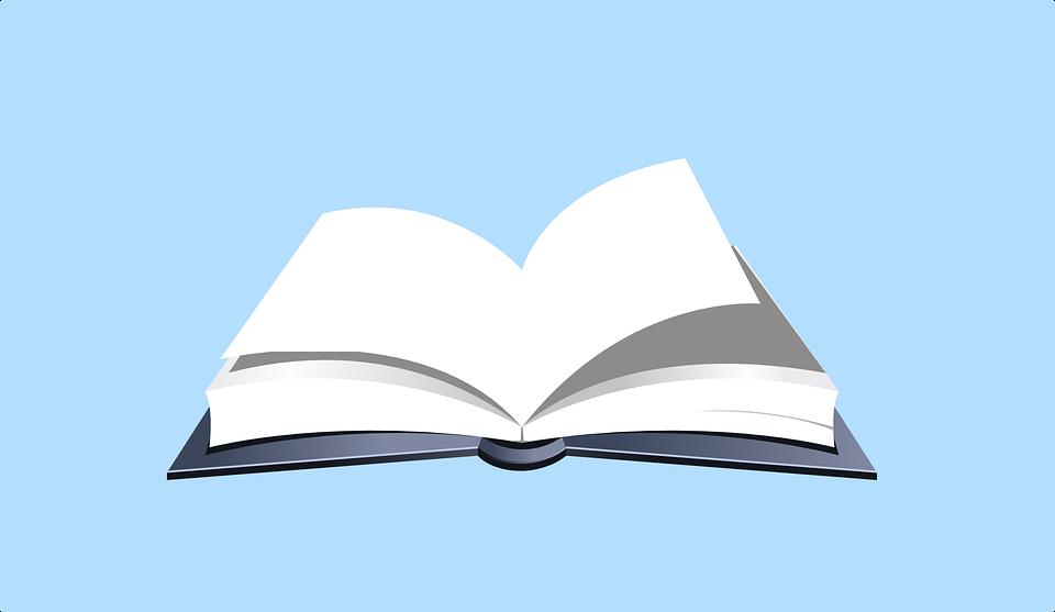 Buku Terbuka Gambar Vektor Pixabay Unduh Gambar Gratis