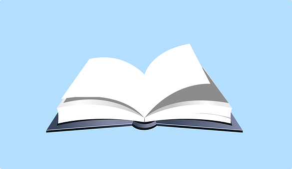 Book Open Reader Reading Study Book B