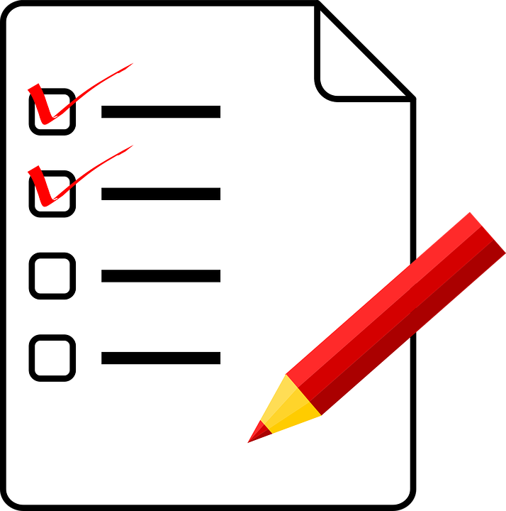 questionnaire questions paper free vector graphic on pixabay