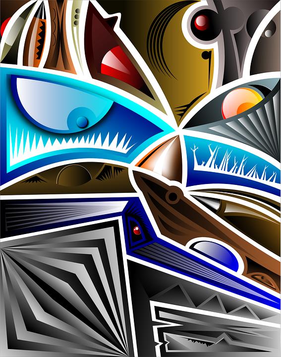r u00e9sum u00e9 cubisme art  u00b7 images vectorielles gratuites sur pixabay