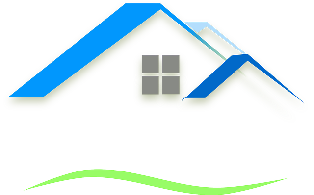 free vector graphic house roof blue country county free image