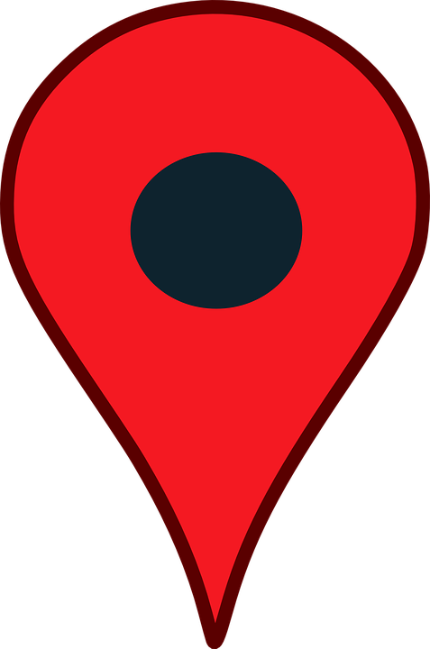 Location Pointer Pin Google - Free vector graphic on Pixabay on
