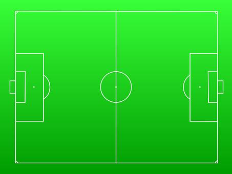 Lapangan Sepak Bola Gambar Vektor Pixabay Unduh Gambar Gratis